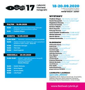 rybnicki festiwal fotografii program